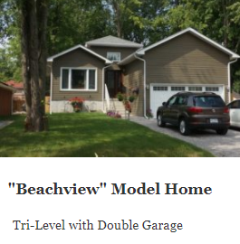 Beachview Model Home