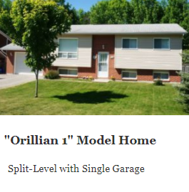 Orillian 1 Model Home